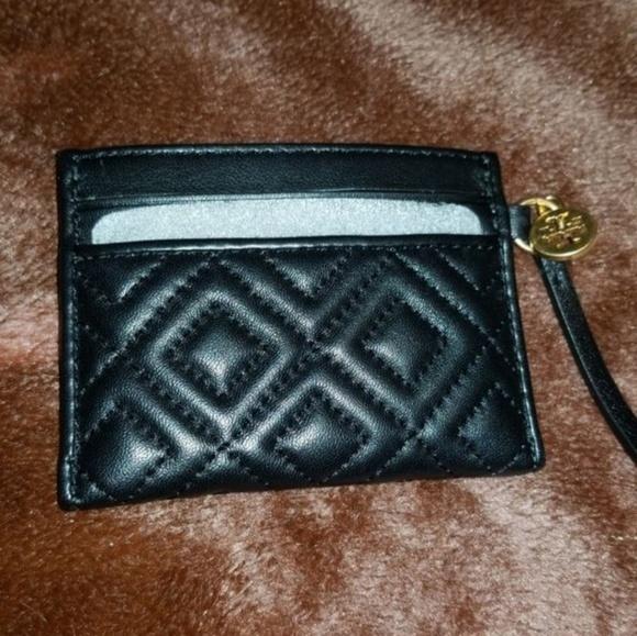 Tory Burch Handbags - Tory Burch Fleming Slim Card Case